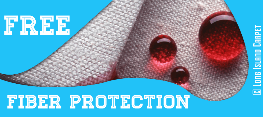 Fiber Protection for All Cleaning for FREE